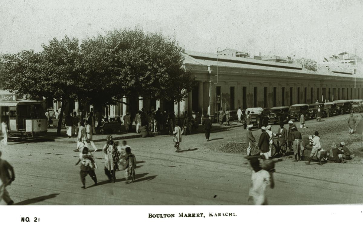 Boulton Market