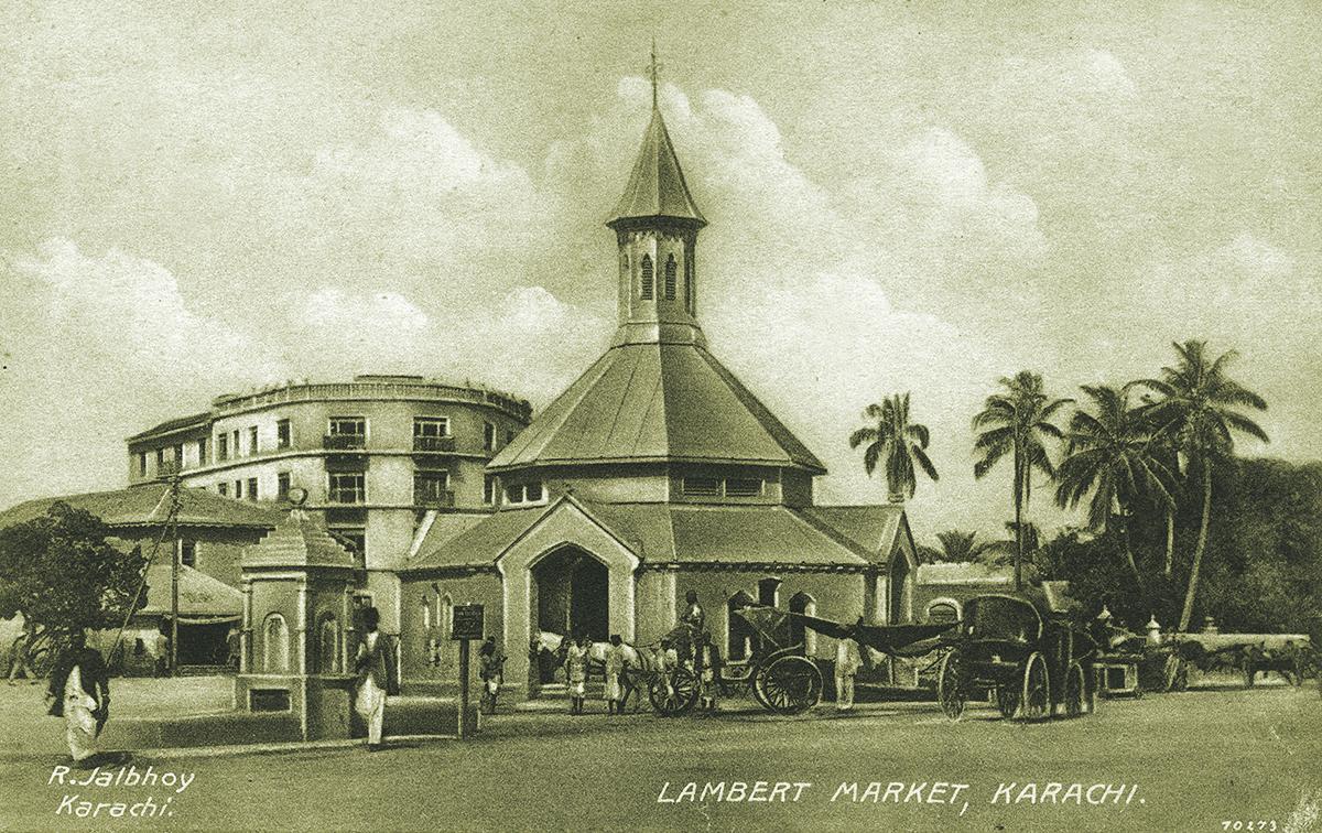Lambert Market