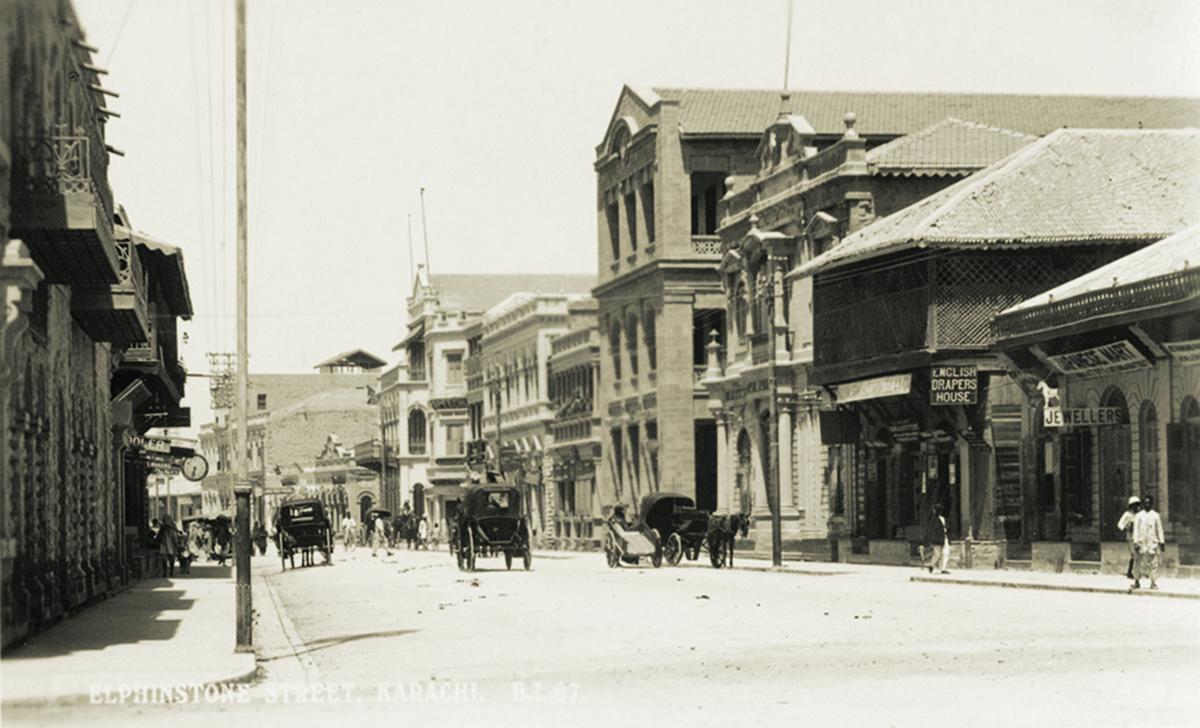 Elphinstone Street