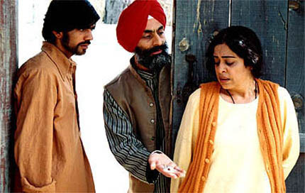 A scene from 'Khamosh Paani'. — Courtesy Photo
