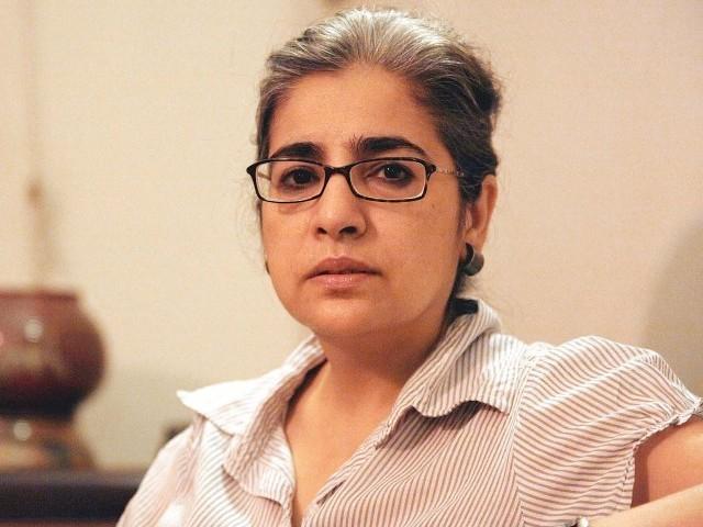 Sabiha Sumar. — Photo Courtesy: tarshi.net