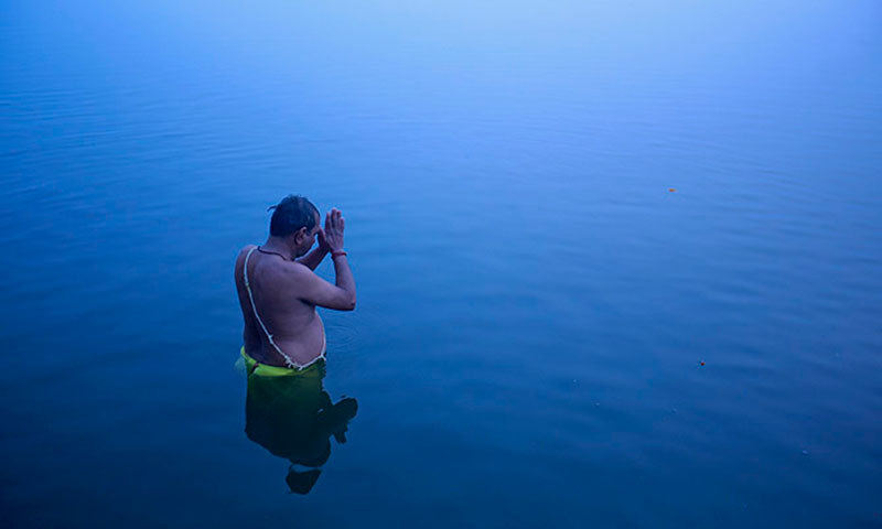 80 bodies found floating in India's Ganges: official