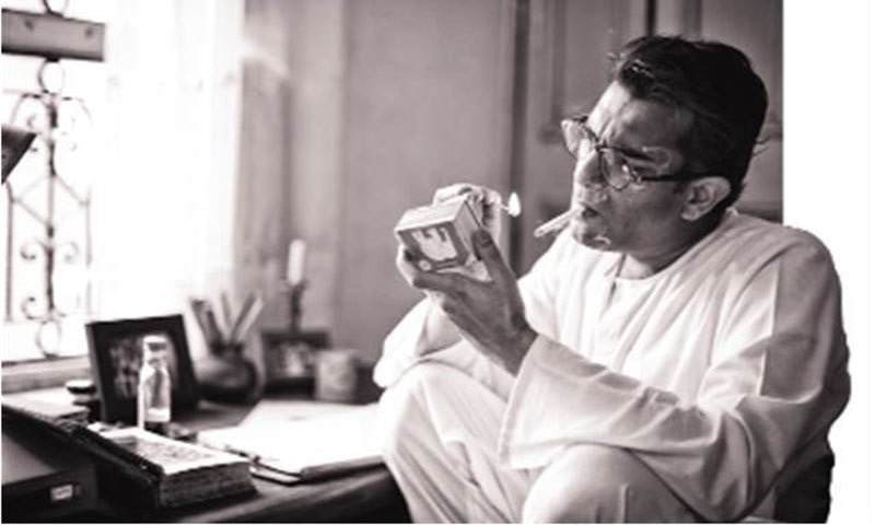 Sarmad Sultan Khoosat as Manto. — Photo Courtesy: The Friday Times