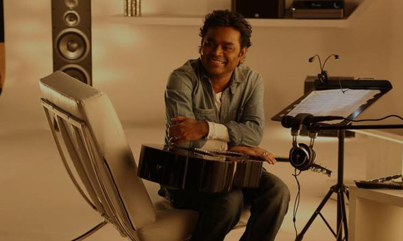 AR. Rahman. - Photo credits: Wikimedia Commons