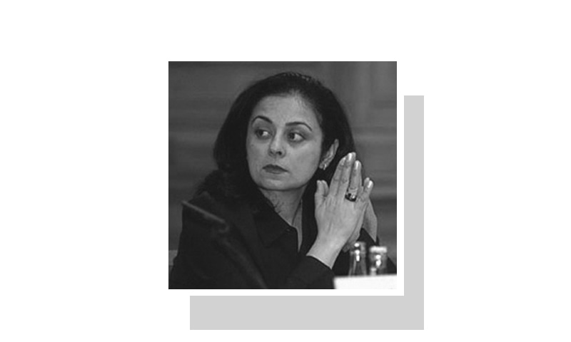 The writer served as secretary-general of Parliamentarians for Global Action 1996-2013