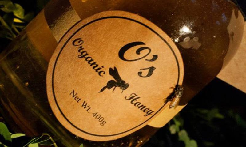 O's Organic Honey. — Photo courtesy official Facebook page