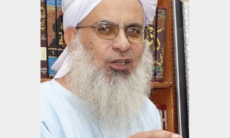 Maulana Abdul Aziz under  house arrest?