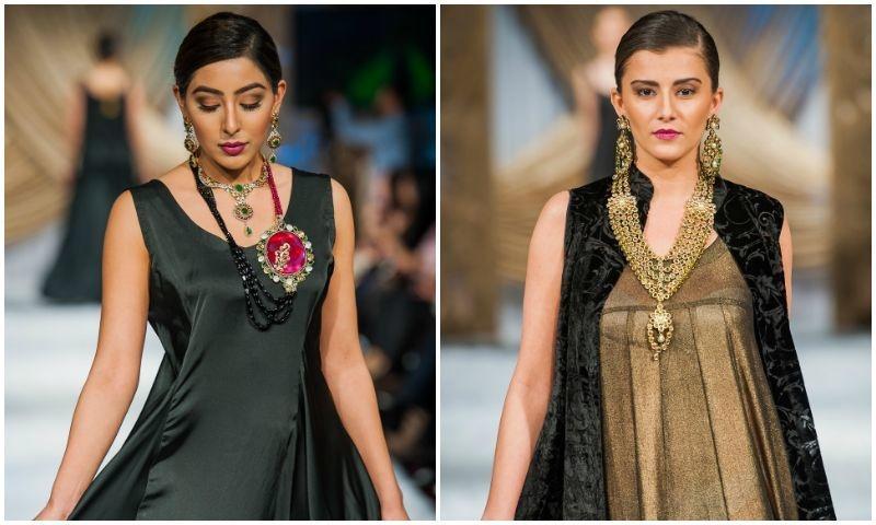 Hamna Amir jewellery.