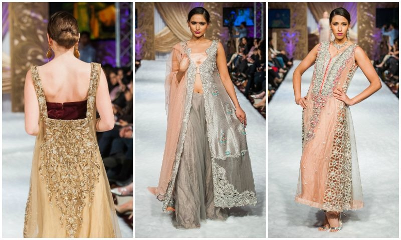 Rabia Zahur's collection for PFW 7