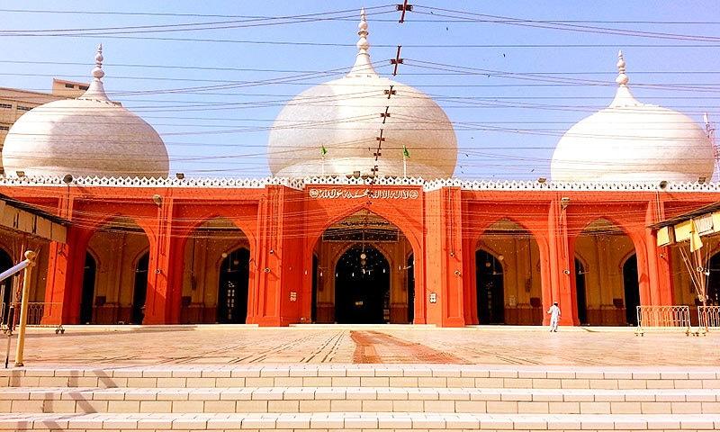 Memon Masjid, M.A. Jinnah Road