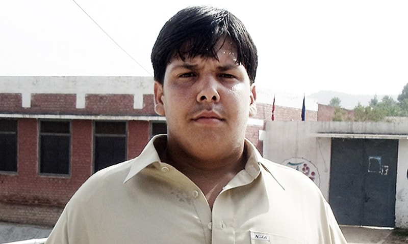 Courtesy Aitzaz Hasan's family