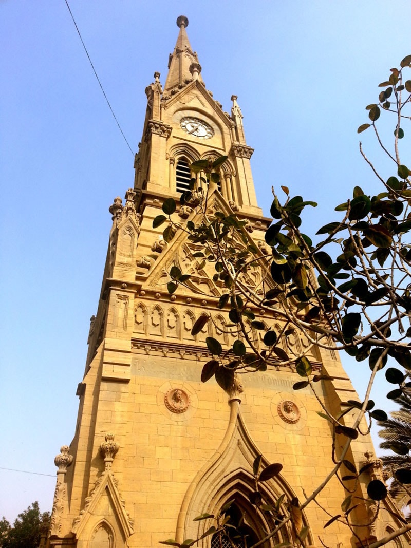 The Merewether Clock Tower