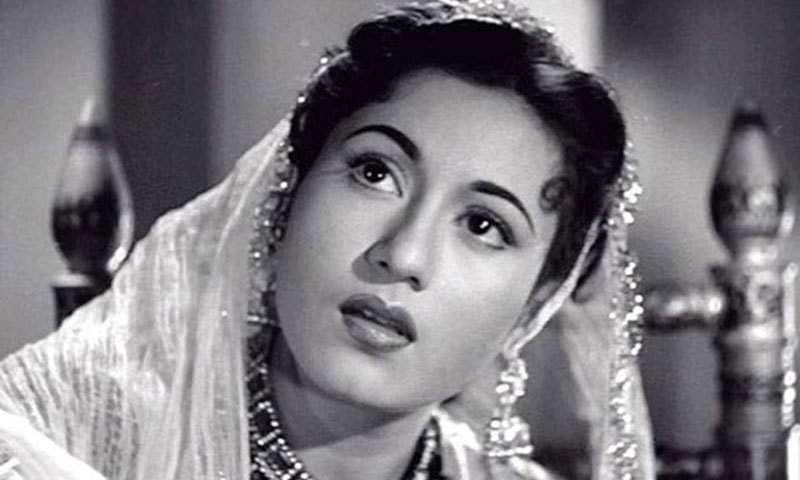 Madhubala. — Photo Courtesy: ititimes.com