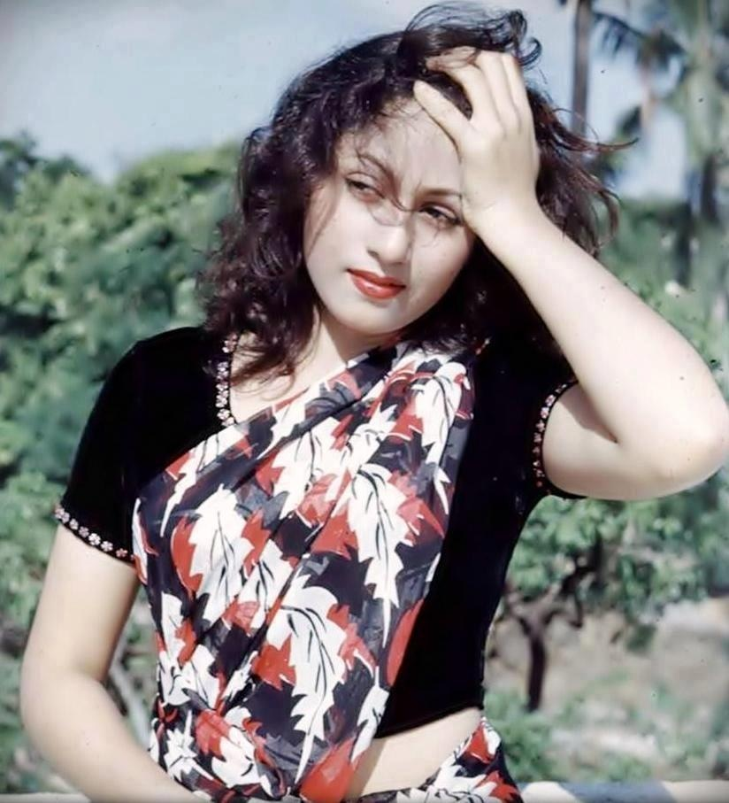 Madhubala was born in Delhi, India on February 14, 1933 as Mumtaz Jehan Begum Dehlavi.— Courtesy Photo