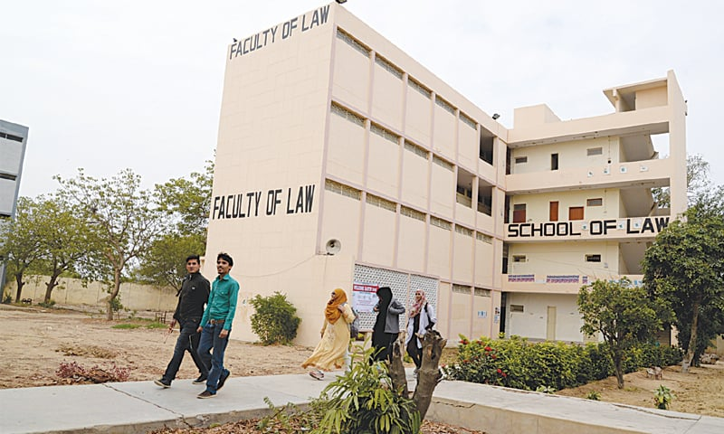 One year on, KU law school still without proper faculty