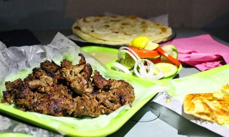 Beef Bihari Boti