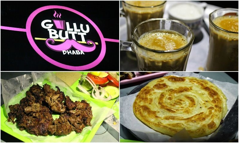 The Gullu Butt cafe has quickly become a local favourite.