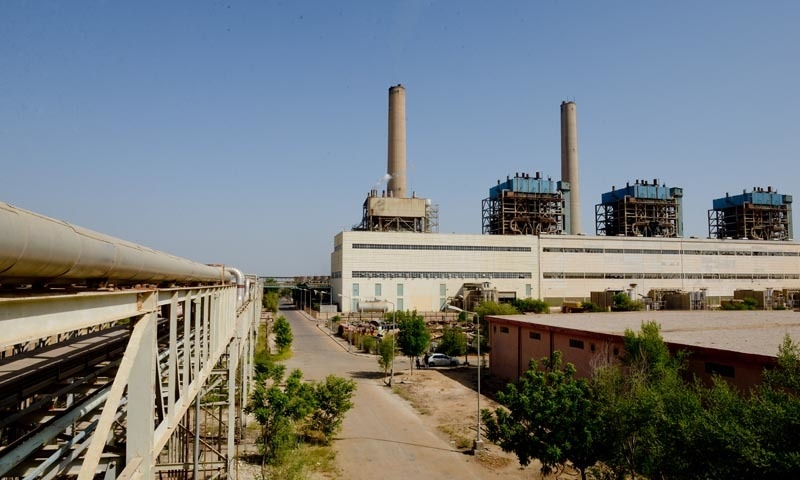 Jamshoro Power Company Limited plant | Tahir Jamal, White Star