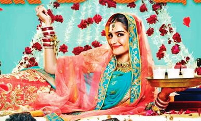 Sonam Kapoor as Dolly in 'Dolly Ki Doli'— Photo Courtesy: The Indian Express