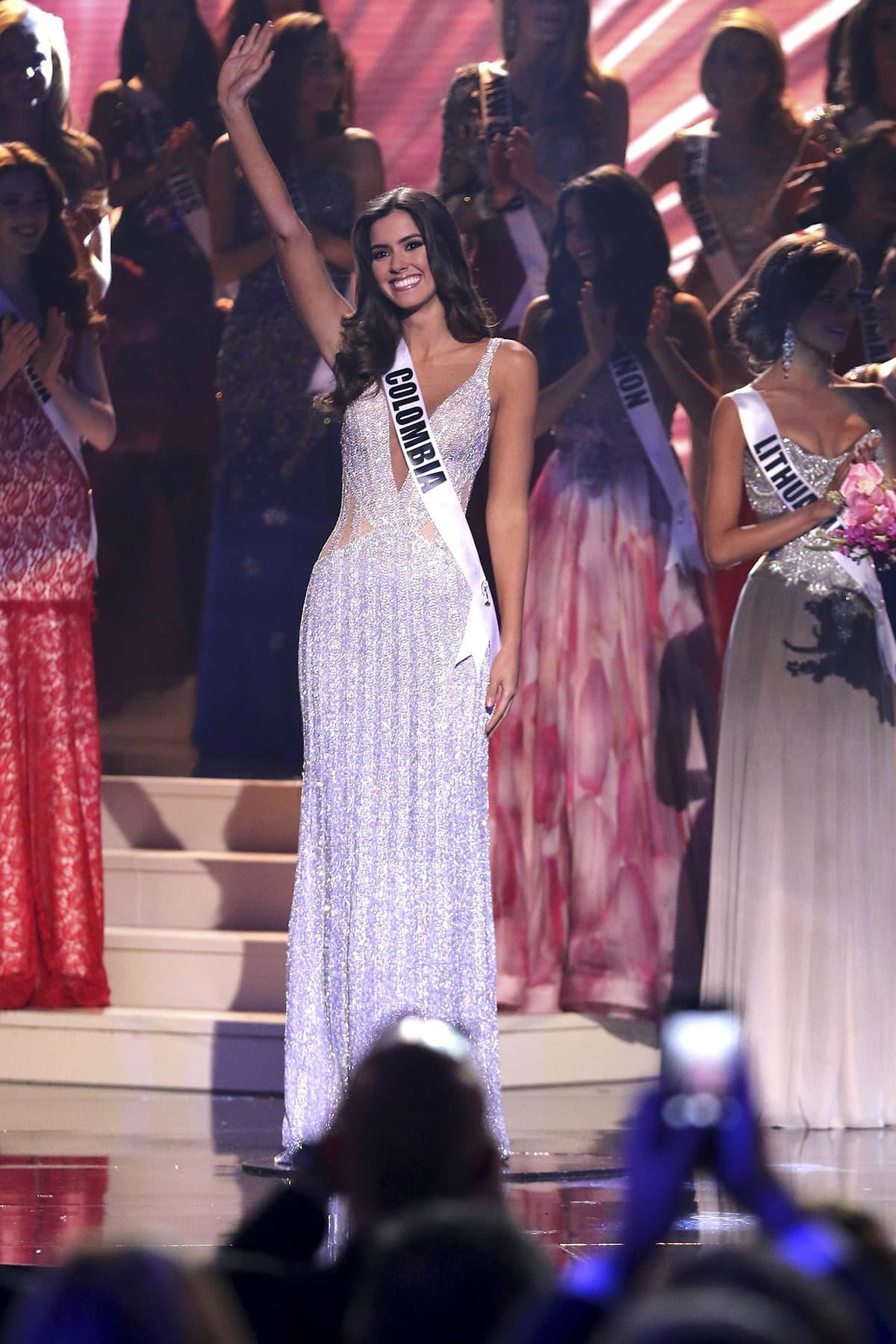 Miss Universe 2015: Colombia's Paulina Vega wins crown ...