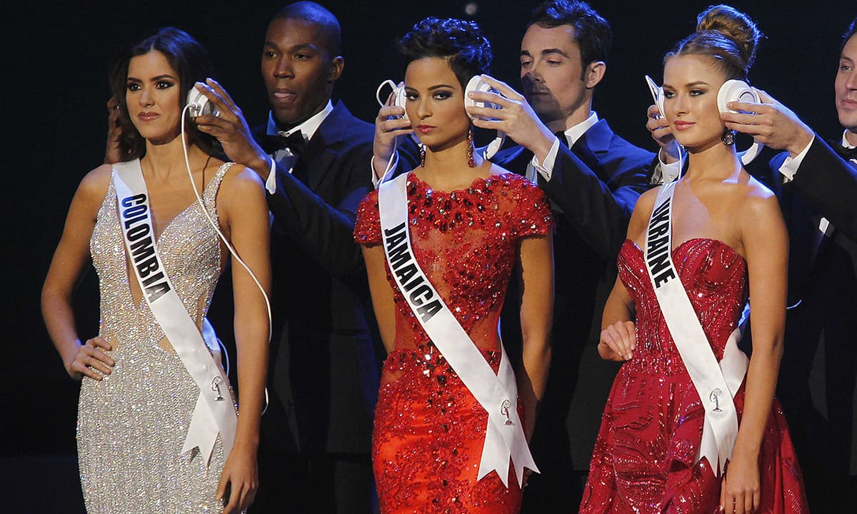 Miss Universe 2015: Colombia'