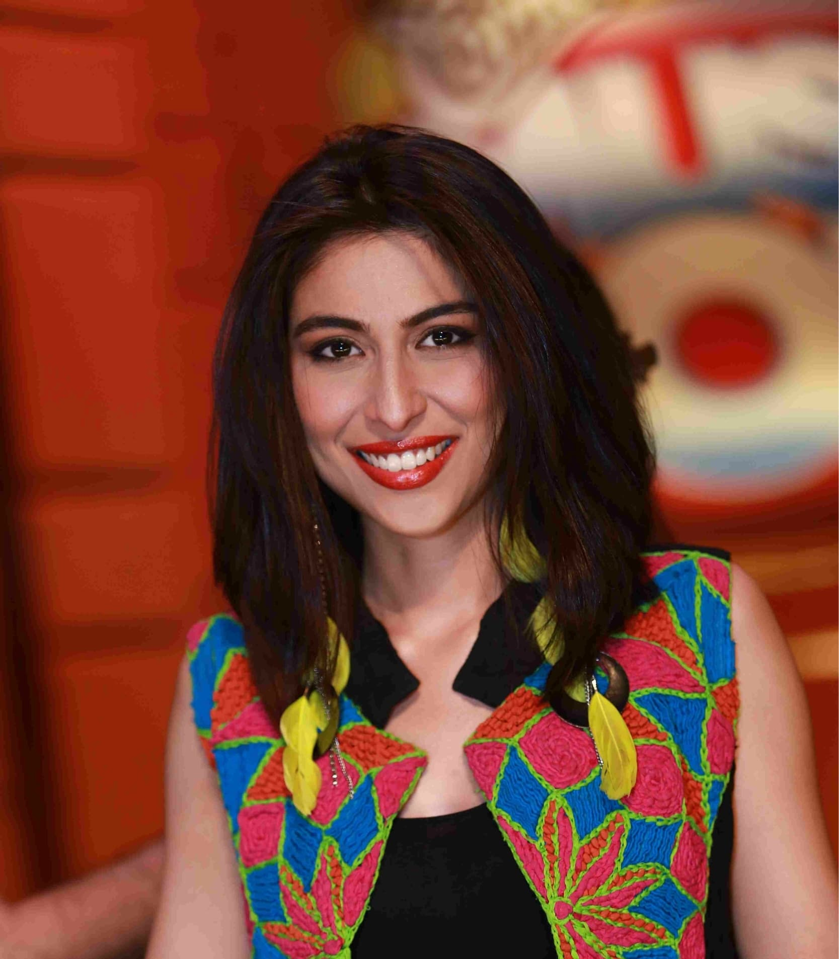 Meesha Shafi.— Photo Courtesy: koolmuzone.pk