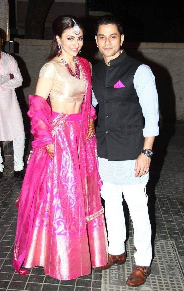 Soha-Kunal wedding: Is this the best of Indian bridal fashion ...
