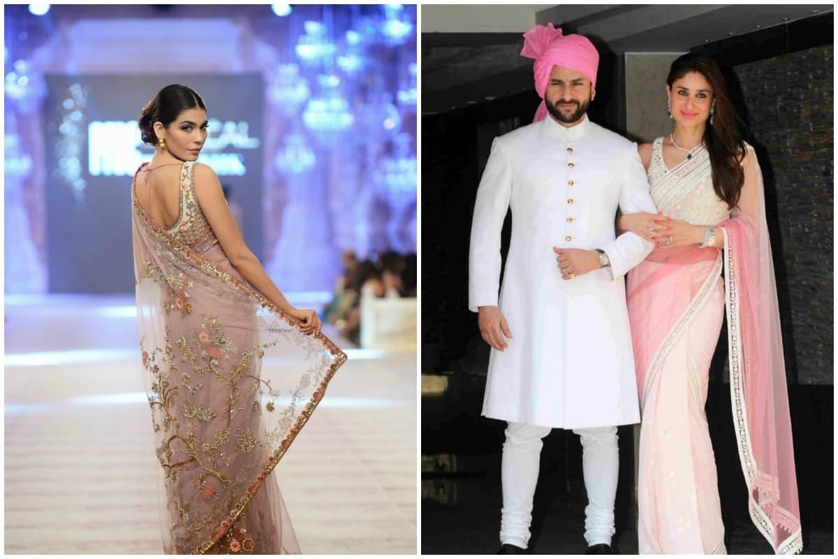 Saif Ali Khan At The Soha Kunal Wedding Is This Best Of Indian Bridal Fashion