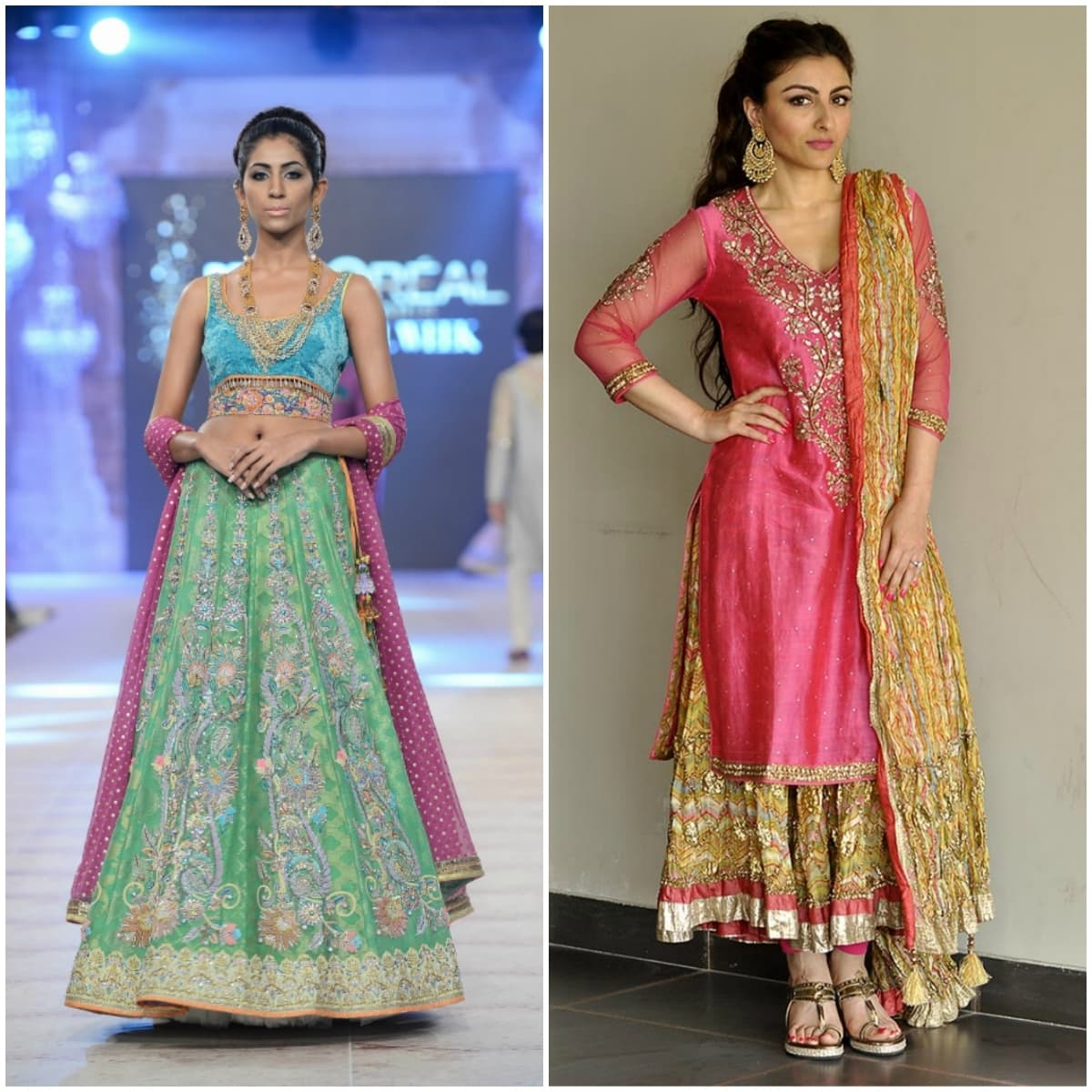 Soha Kunal Wedding Is This The Best Of Indian Bridal Fashion