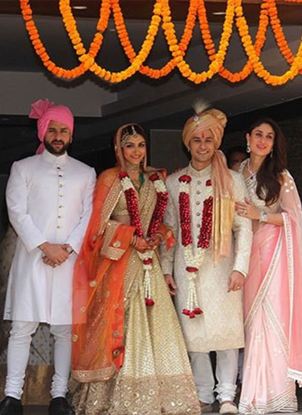 Soha Kunal Wedding Is This The Best Of Indian Bridal