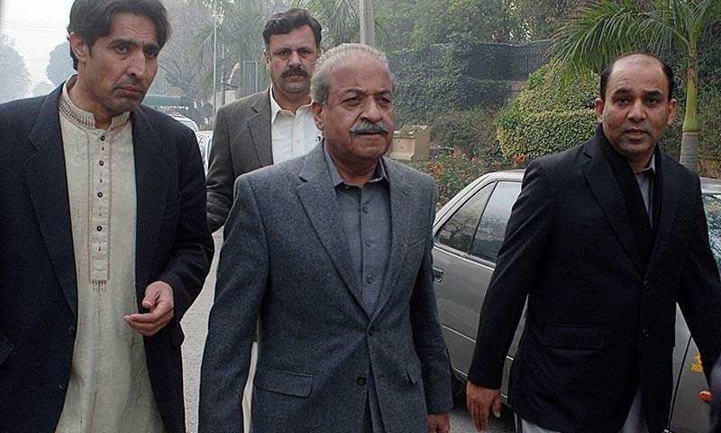 Khyber Pakhtunkhwa Governor, Sardar Mehtab Abbasi.—PPI/File