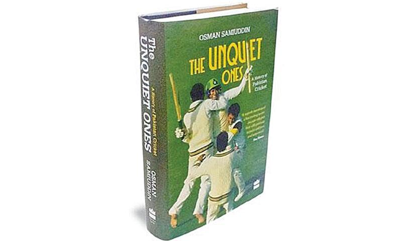 Osman Samiuddin's The Unquiet Ones.