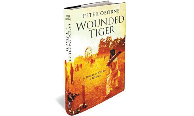 Peter Oborne's Wounded Tiger.
