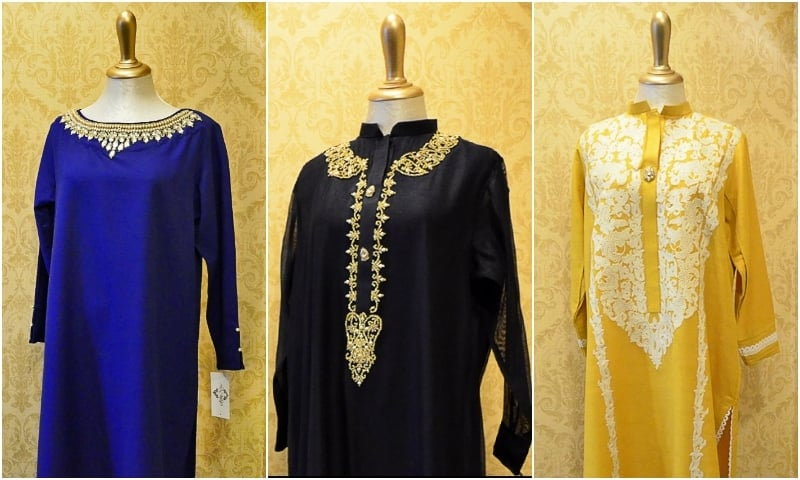 Agha Noor A Retail Sensation That S Not Quite The Fashion Trendsetter Pakistan Dawn Com Agha noor brand replica suits online shop. agha noor a retail sensation that s