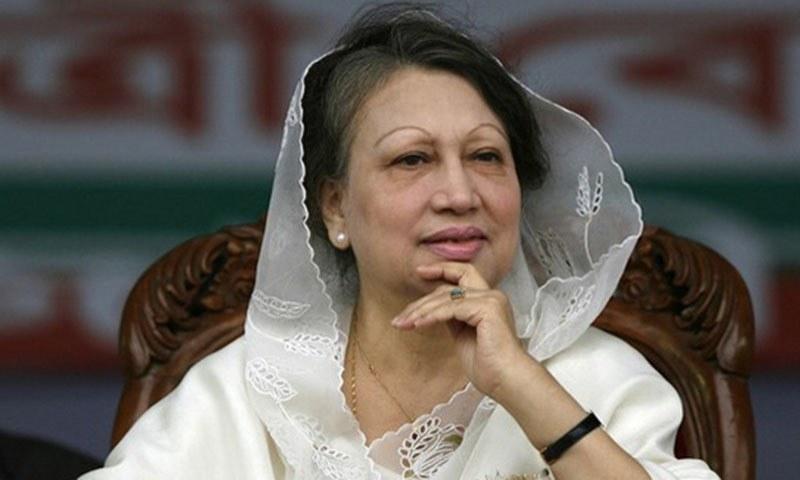 Bangladesh opposition leader Khaleda Zia. - Reuters/File