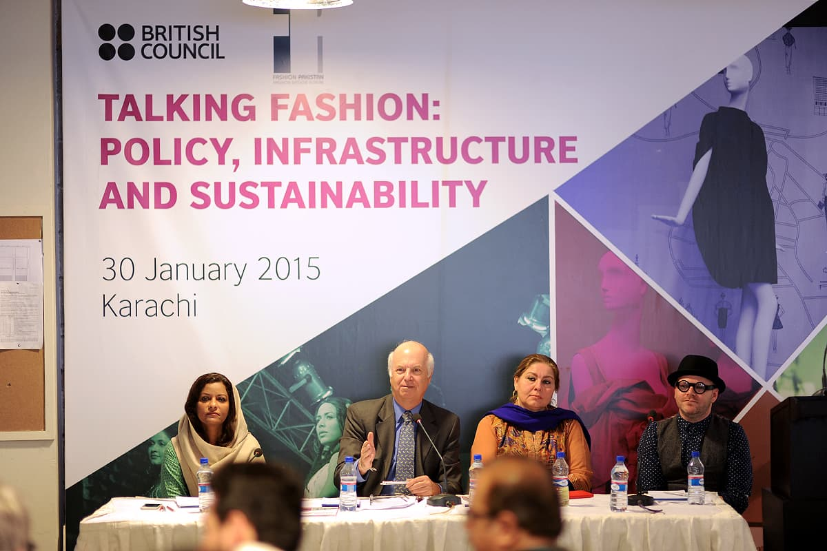 Talking fashion: Experts aim to optimise industry