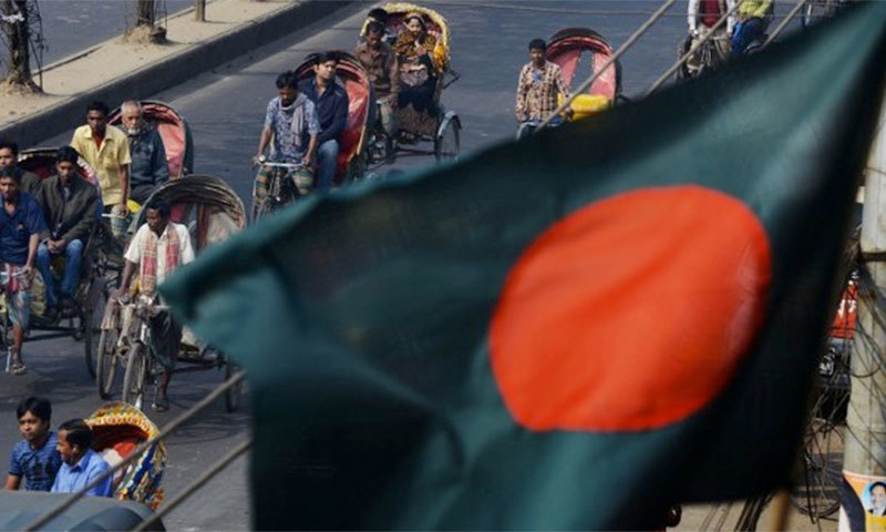 Relations between Pakistan and Bangladesh have recently been at a low point. -AFP/File