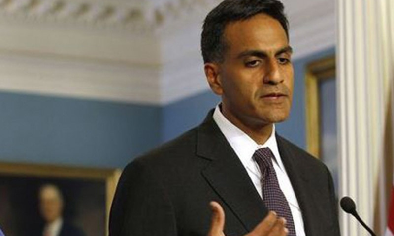 US Ambassador Richard Verma.—Reuters/File