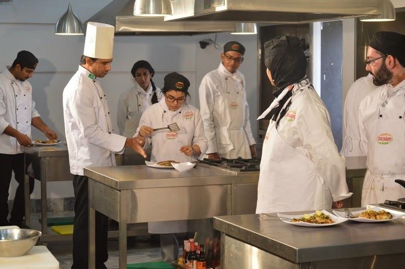 National Institute of Culinary Arts & Hotel Management is the new culinary arts institute on the block.