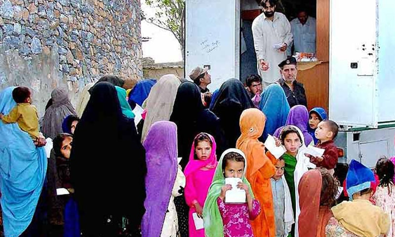 Mohmand village lacks education, health facilities