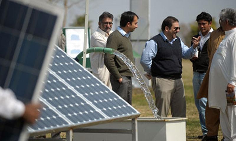 Pakistani Farmers Struggle To Switch To Solar Powered