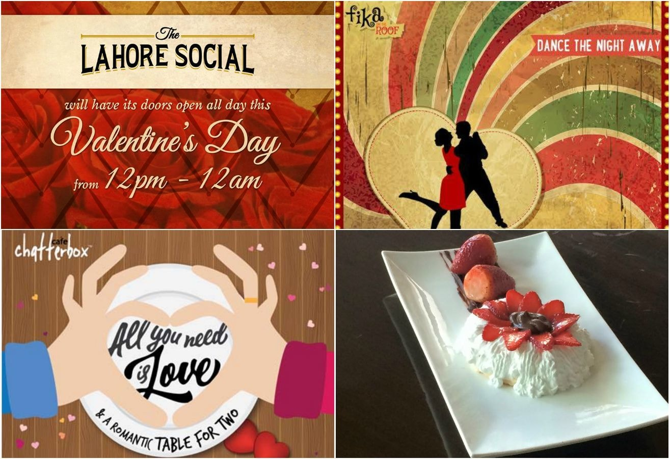 The Patio is rolling out killer Valentine's Day desserts this year (Bottom right)