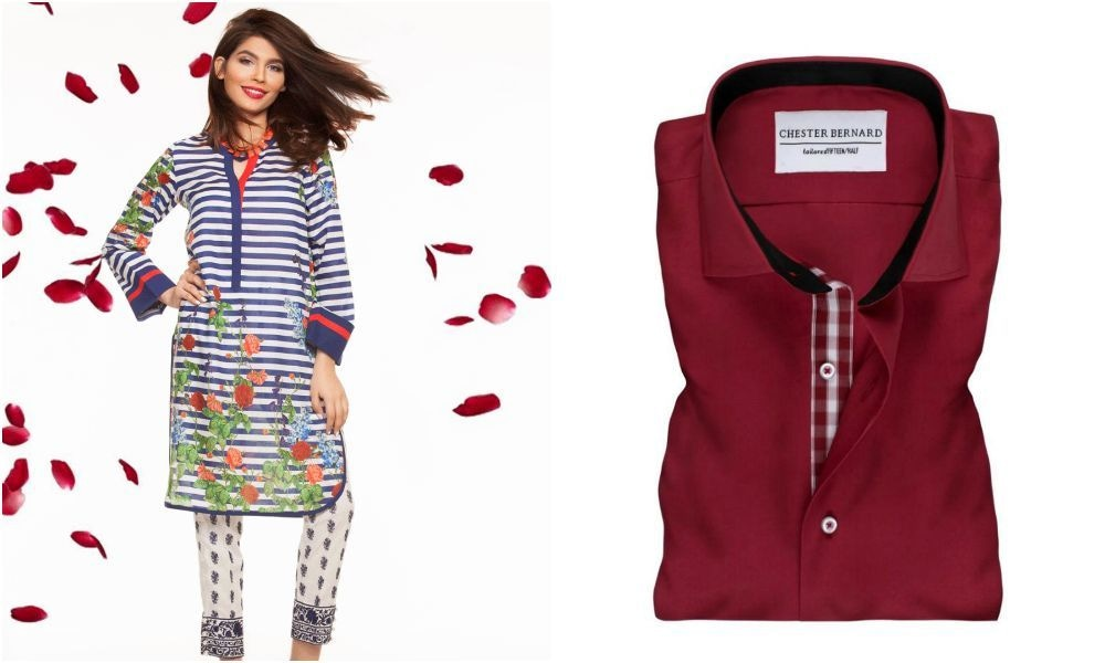 This nautical flora kurta is stylish and will be a wonderful addition to her wardrobe.