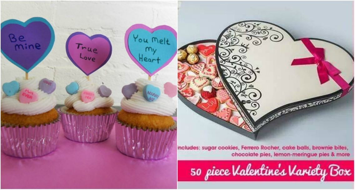 Personalize cupcakes or get one of the many goodies offered at The Cakery.