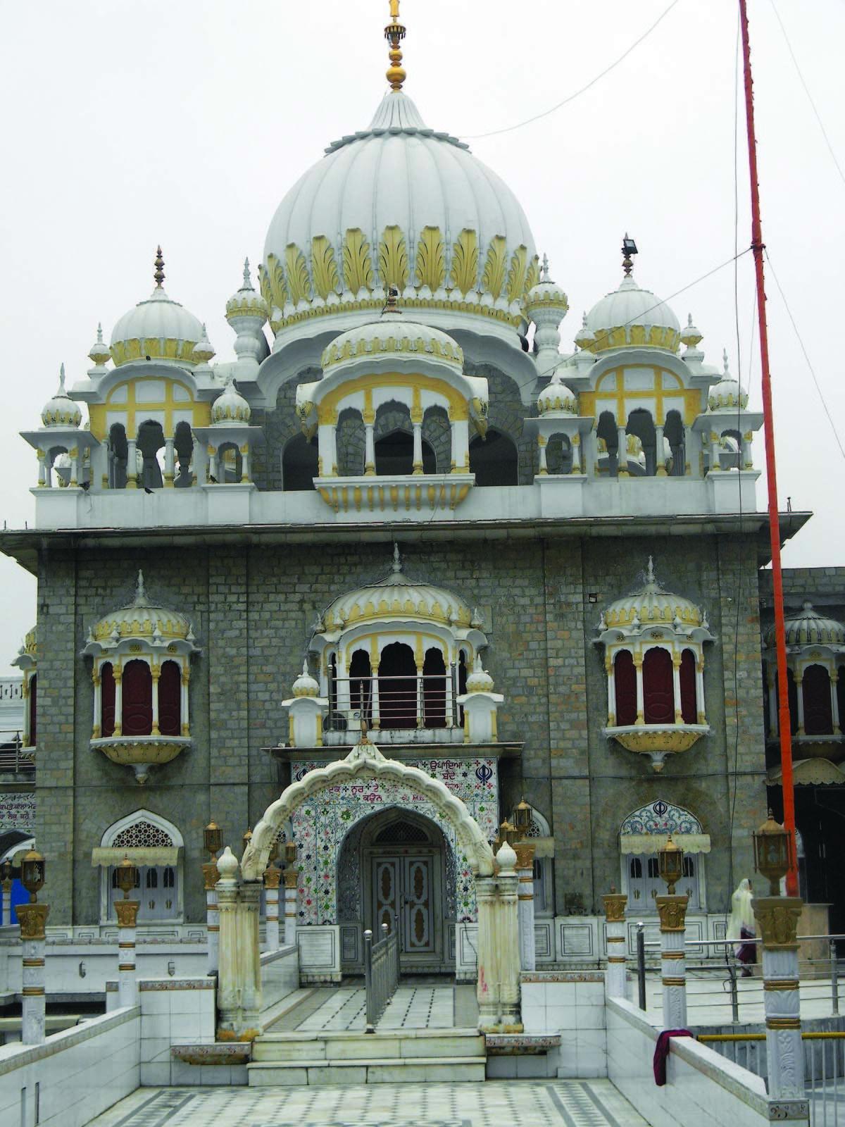 Gurdawara Panja Sahib A Symbol Of Peace Pakistan Dawn