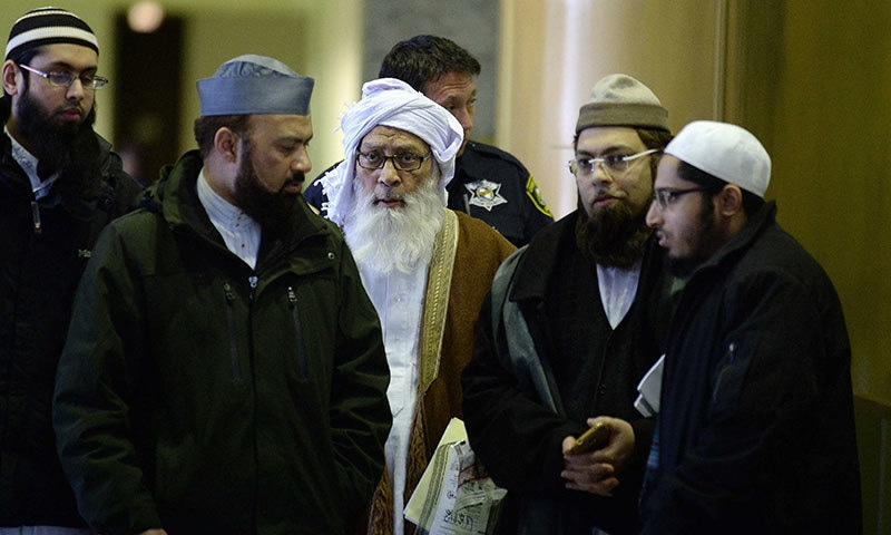 Chicago-area imam charged with sexual abuse, faces civil suit
