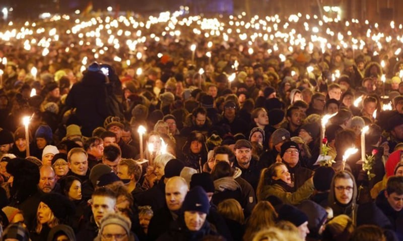Muslims, through this event, want to show that they deplore all types of hatred of Jews. -AP/File Photo