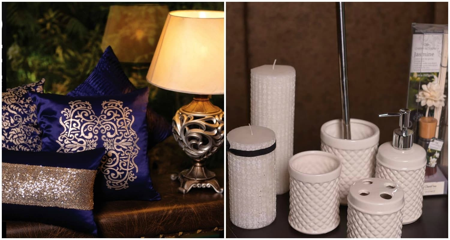 Bedlinen And Tableware At Chen One.u2014 Photo Courtesy: Facebook