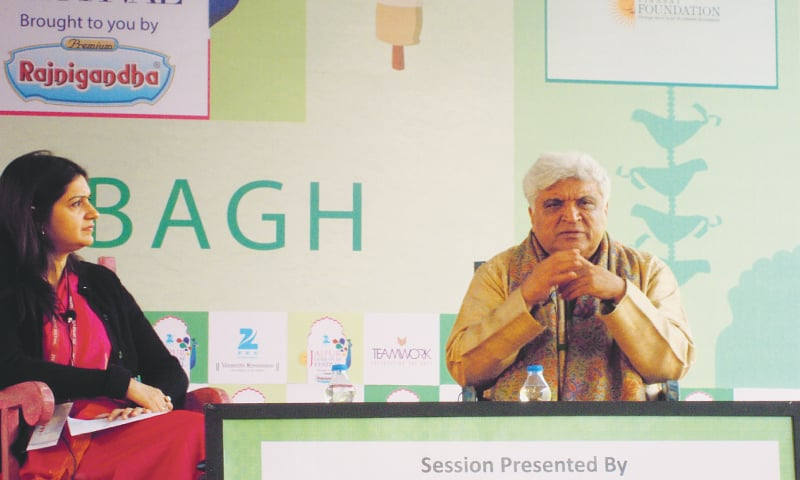 Javed Akhtar / Photos by the writer