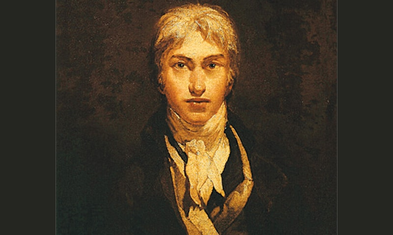 Self-portrait, (1799)